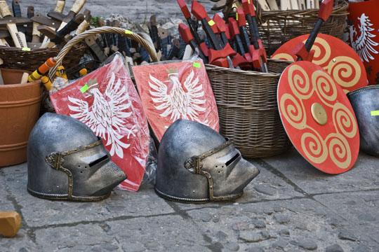 Ausflüge mit Kindern: Mittelaltermarkt