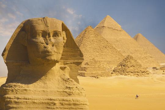 Motto-Kindergeburtstag: Ägypten