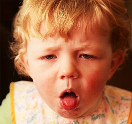 Elternirrtum: Kinderkrankheiten müssen durchgemacht werden.