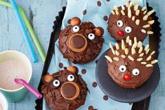 Rezepte für lustige Muffins