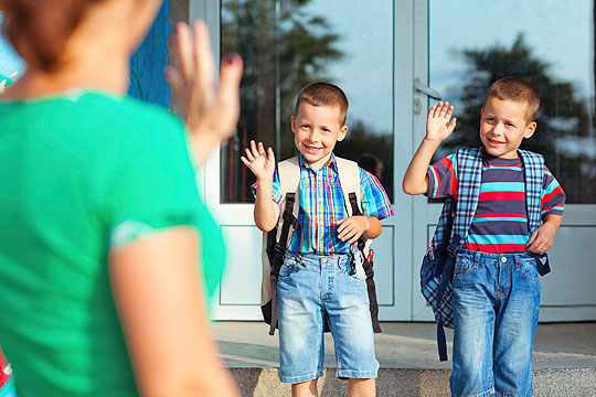 Heimweh bei Kindern:  'Ohne Mama und Papa'-Zeit trainieren