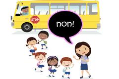 Mutter verbietet Schulausflug