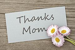 Muttertag 2014: Danke, Mama!