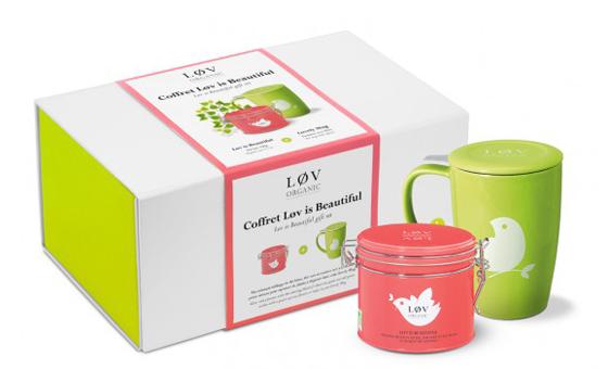 Muttertagsgeschenk: Tee-Sets von Løv