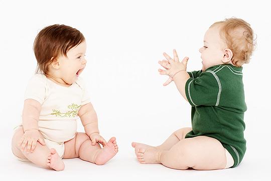 Mythos Babyerziehung: Babyspeck wächst sich aus.