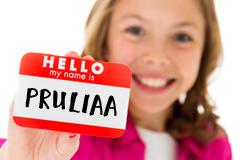 Hallo, ich heiße Pruliaa!
