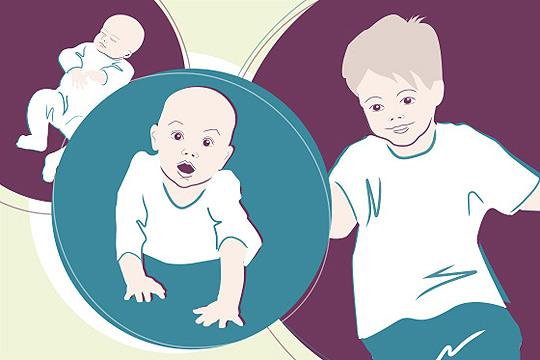 Neu auf familie.de: Baby-Entwicklungskalender