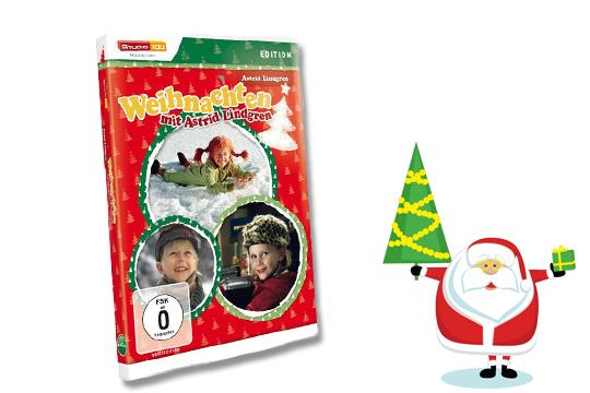 Nikolausgeschenke: DVD-Kollektion von Astrid Lindgren