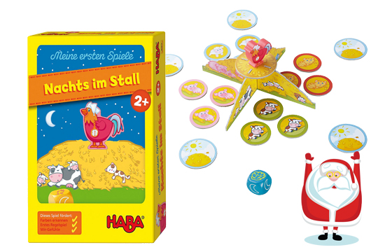 Nikolausgeschenke: Kinderspiel von HABA ab 2 Jahren