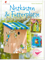 Cover Buch Nisthilfen