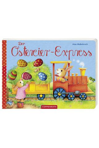 Buchtipp: Der Ostereier-Express