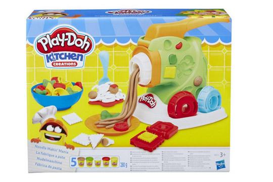 Ostergeschenke: Pastaparty mit Play-Doh