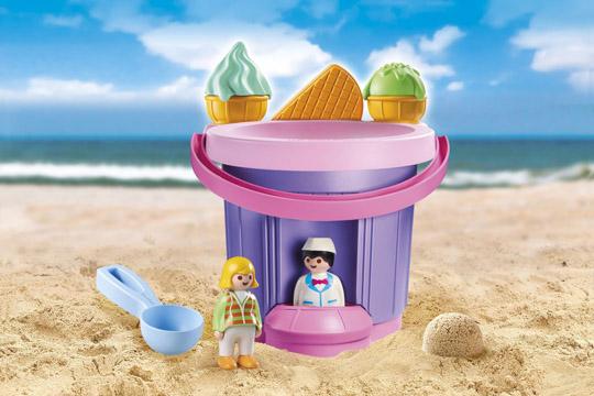 Ostergeschenke für Kinder: Eisdiele von Playobil