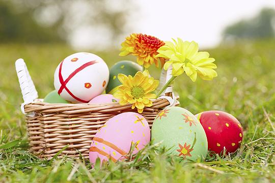 Umfrage: Wie feiern Sie Ostern?