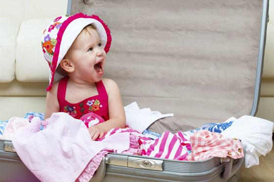 Packliste Familienurlaub