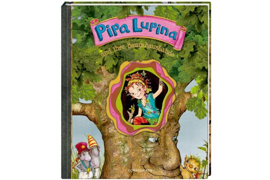 Buchtipp: Pipa Lupina und ihre Baumhausbande