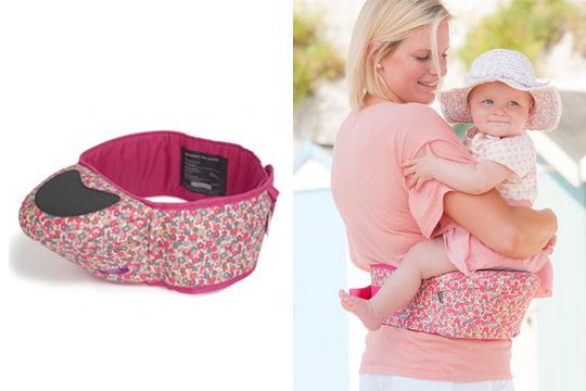 Praktische Babysachen: Hipseat