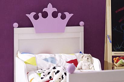Prinzessinnenbett für den Dornröschenschlaf