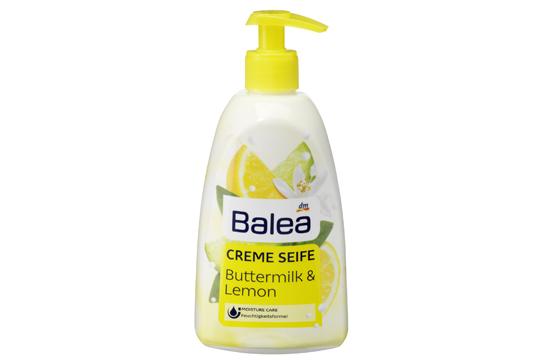Balea Cremeseife Buttermilk & Lemon