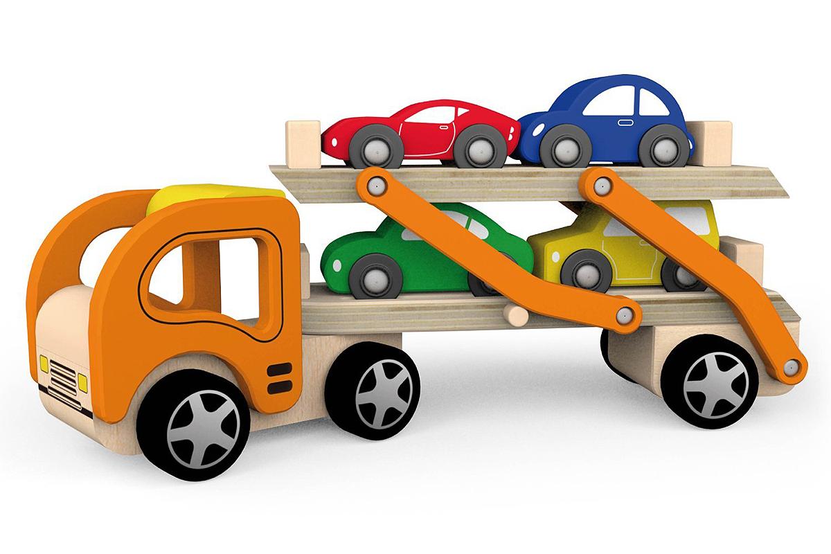 Rückruf Autotransporter von VIGA mit der Artikelnummer 50825