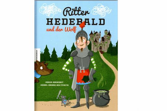 Buchtipp: Ritter Hedebald und der Wolf