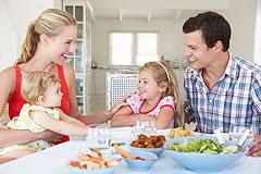 10 Rituale für Kinder beim Essen