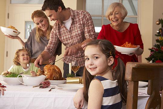 Rituale für Kinder: Feiertage