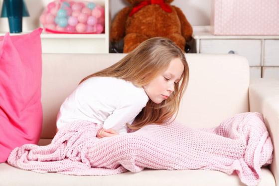 Rotaviren bei Kindern