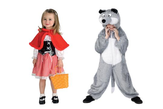 Rotkappchen Kostum Bilder Familie De