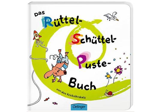 Buchtipp: Das Rüttel-Schüttel-Puste-Buch