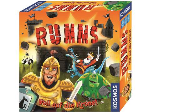 Spieletipp: Rumms