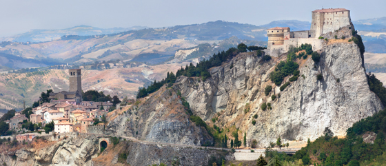 Forte Rinascimentale in San Leno