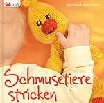 Schmusetiere stricken Cover