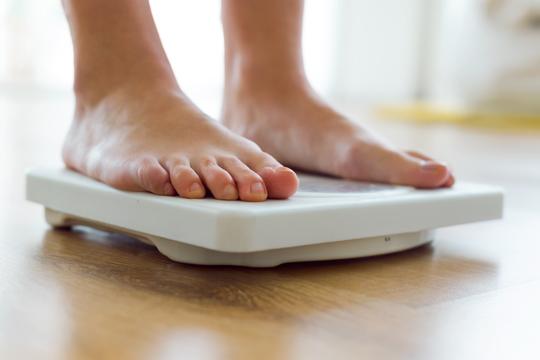 Gesundes Gewicht um schwanger zu werden