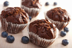 Rezept Schoko-Muffins