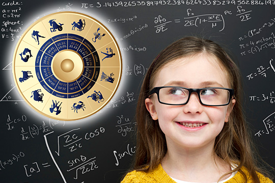 Schulhoroskop: Wie lernt mein Kind?