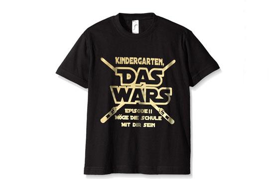 Geschenke für die Schultüte - Cooles Shirt
