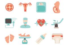 Schwangerschaft in Bildern: 10 Infografiken