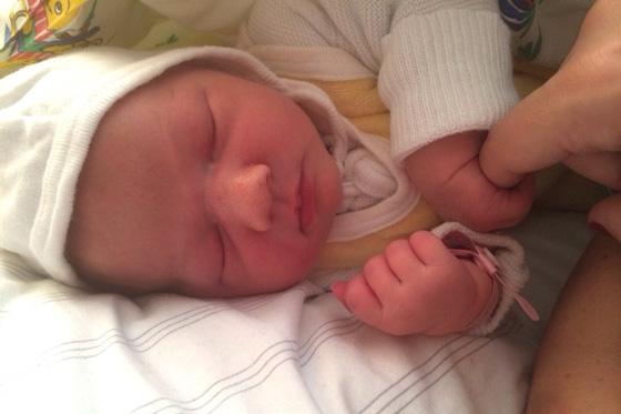 41 Wochen Schwanger Und Plötzlich Ging Alles Ganz Schnell Familiede