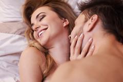Häufiger Sex steigert die Fruchtbarkeit