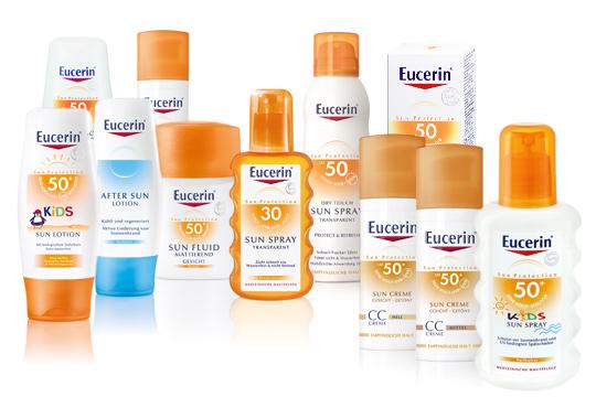 Eucerin Sonnenschutz-Paket