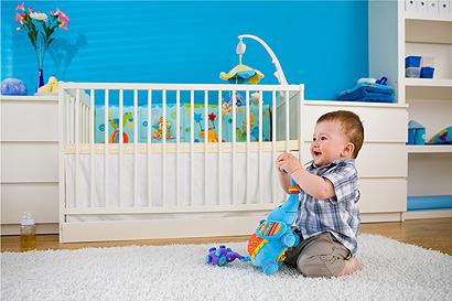 Sicherheit im Babyzimmer