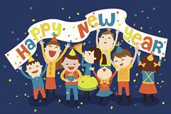 Silvester mit Kindern feiern: Tipps