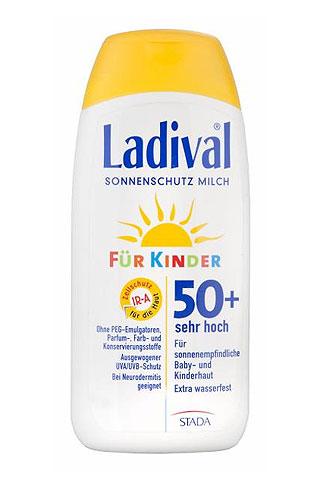 Ladival Sonnenschutz Milch für Kinder