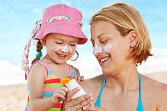 Sonnecreme Kinder: Kindersonnencreme im Test