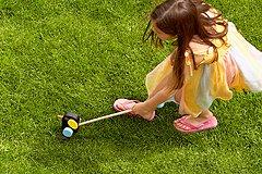 Spiele Für Den Garten Ideen Für Draußen Familiede