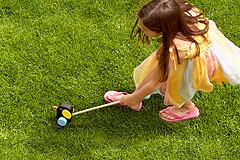 Spiele für den Garten: 12 Ideen für draußen