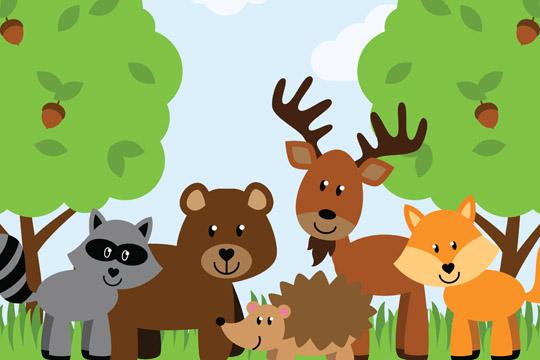 Spiele unterwegs: Tierrätsel