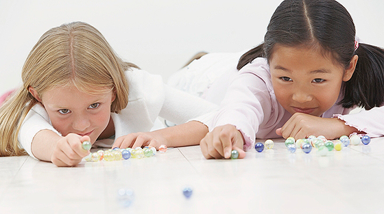 Spielideen: Murmelparcours