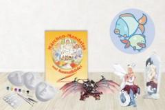 Spielzeug für Fische-Kinder
